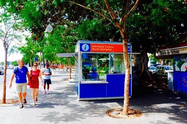 La oficina de informaci n tur stica del cit de santa cruz for Oficina de turismo de tenerife